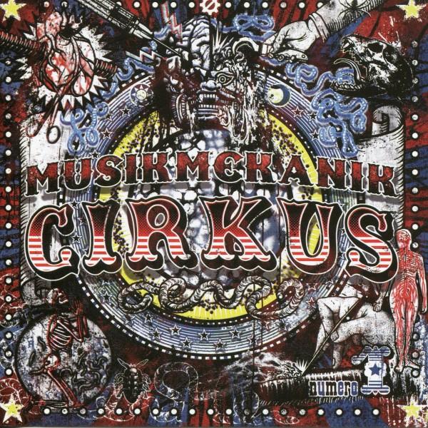 V/A: Musikmekanik Cirkus