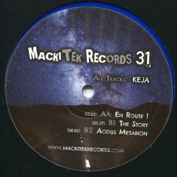 Keja: Mackitek Records 31