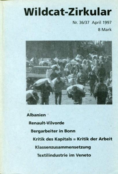 Wildcat-Zirkular Nr. 36/37 April 1997