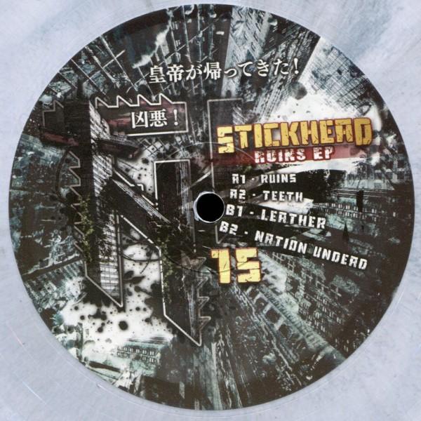 Stickhead: Ruins EP