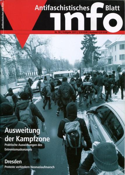 Antifaschistisches Info Blatt Nr.90