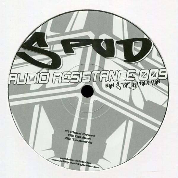 Spud: Non Stop Ravolution EP