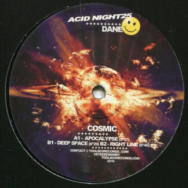 Dane: Cosmic