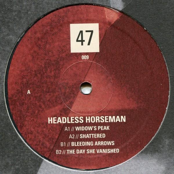 Headless Horseman: 47009