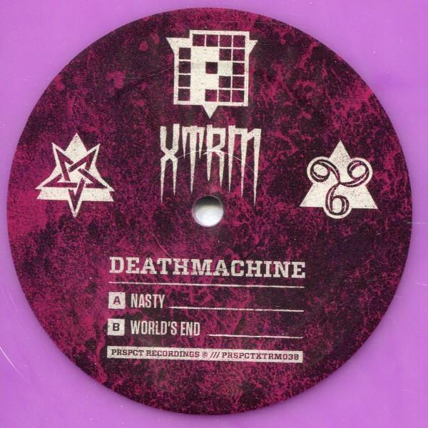 Deathmachine: Nasty / World's End