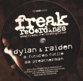 Dylan & Raiden: Futures Futile/Preacherman
