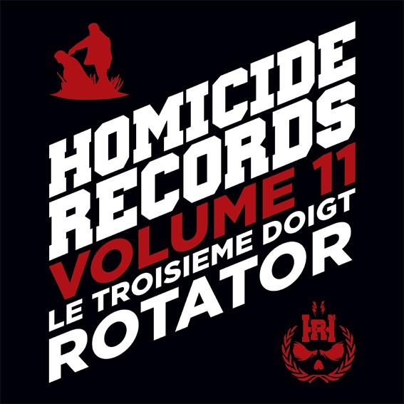 Le Troisième Doigt / Rotator: Homicide Volume 11