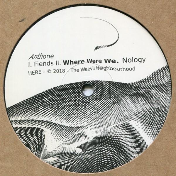 Anthone: Where Were We