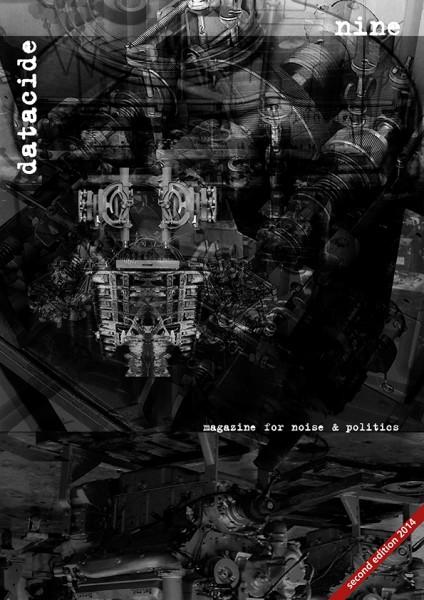 Datacide Nine (2014 reprint)