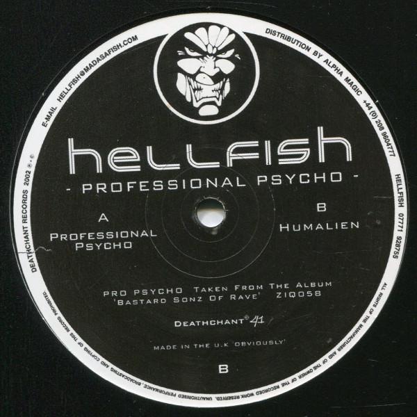 Hellfish: Professional Psycho