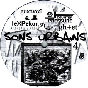 V/A: Sons Urbains 4+5