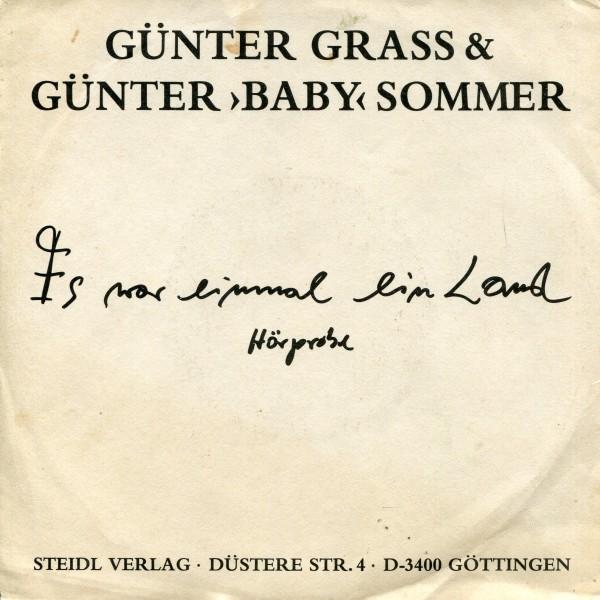 Günter Grass & Günter 'Baby' Sommer: Es war einmal ein Land (Hörprobe)