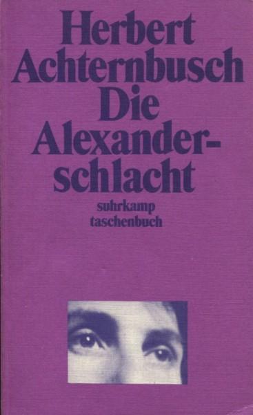 Herbert Achternbusch: Die Alexanderschlacht