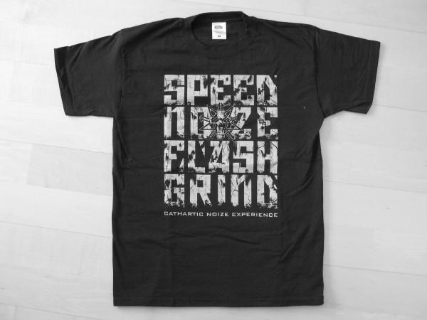 SPEEDNOIZEFLASHGRIND - T-Shirt