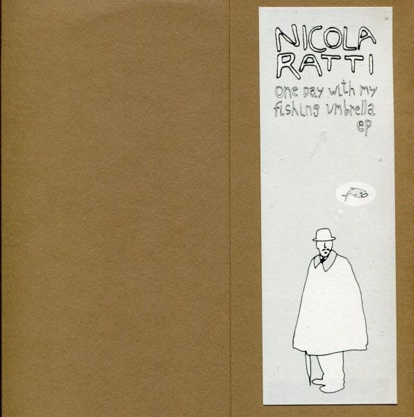 Nicola Ratti: One Day With My Fishing Umbrella