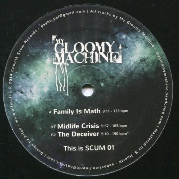 My Gloomy Machine: Scum 01
