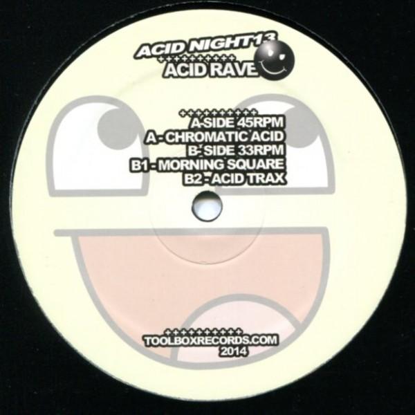 Acid Rave: Chromatic Acid