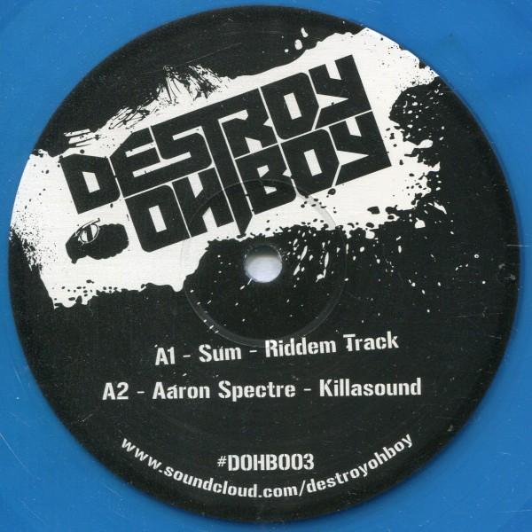 Sum, Aaron Spectre, Supa Ape: Destroy Oh Boy #3