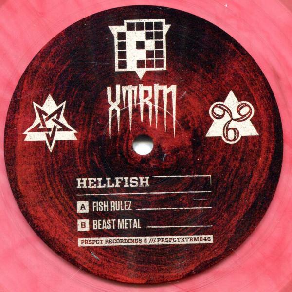 Hellfish: Fish Rulez / Beast Metal