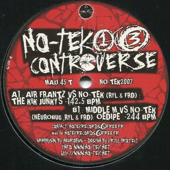 V/A: Controverse (No-Tek 13)