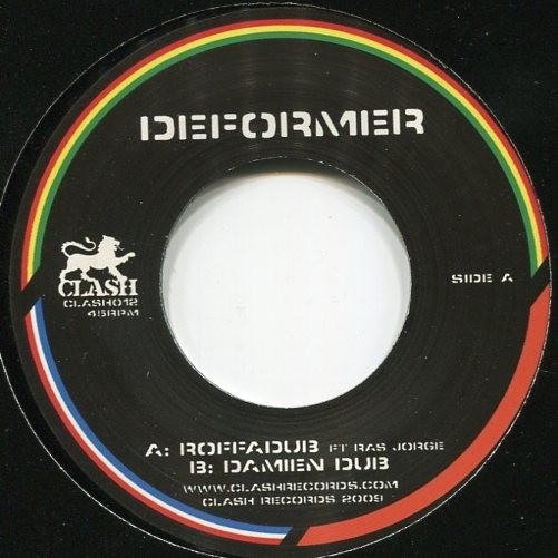 Deformer: Roffadub / Damien Dub