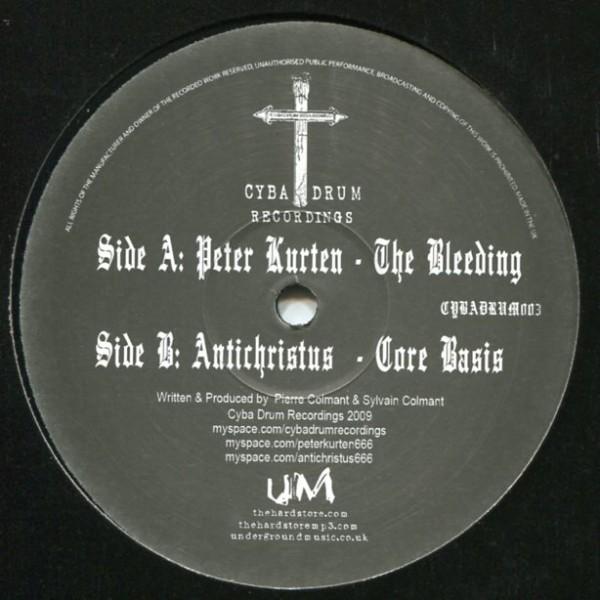 Peter Kürten/Antichristus: The Bleeding/Core Basis