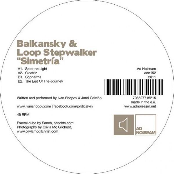 Balkansky & Loop Stepwalker: Simetría