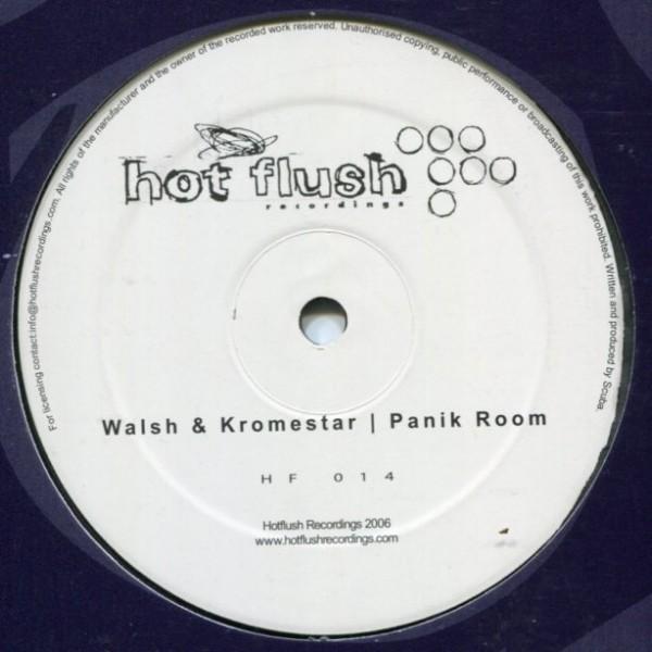 Benga & Walsh / Walsh & Kromestar: Military/Panik Room