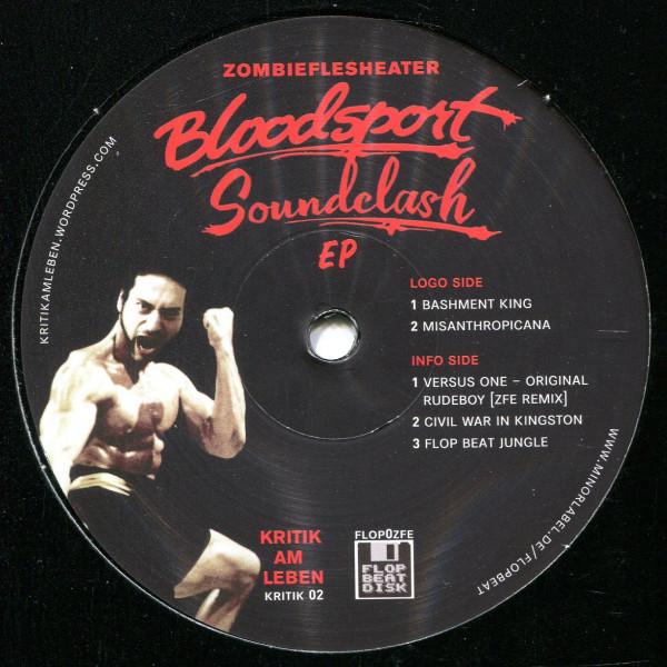 Zombieflesheater: Bloodsport Soundclash EP