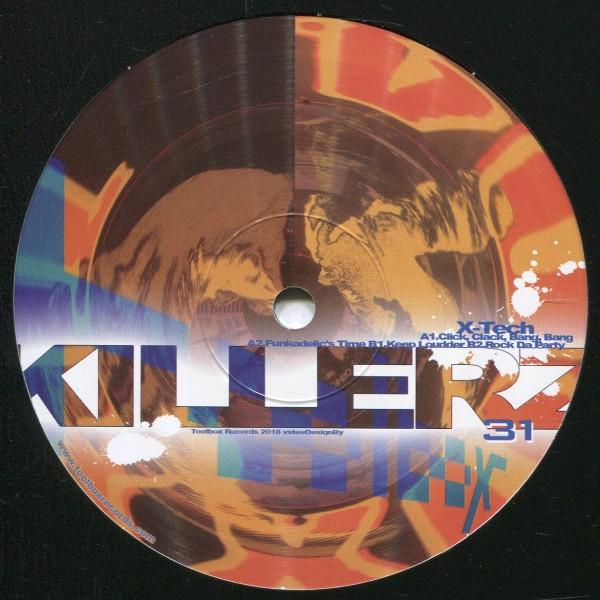 X-Tech: Toolbox Killerz 31