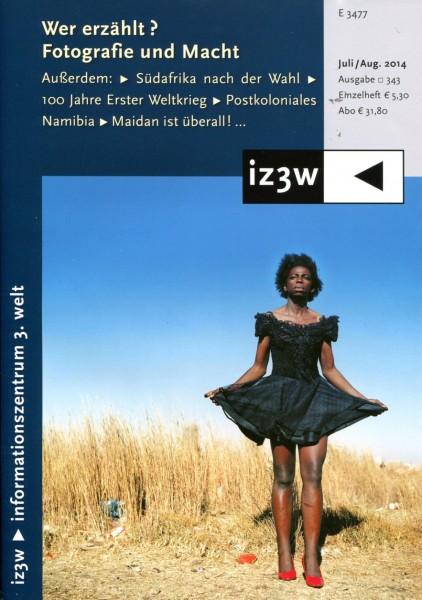 iz3w 343 - Fotographie und Macht