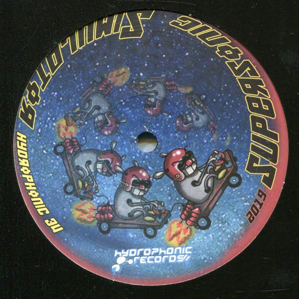 Ixindamix, Maskk, Bagz: Supersonic Simulator