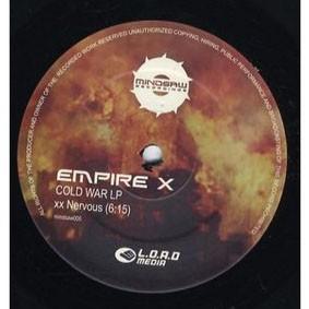 Xpander/Empire X: Cold War LP