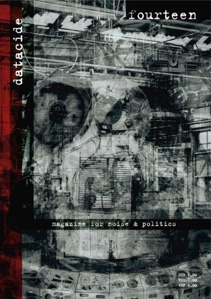 Datacide Fourteen (A5 edition)