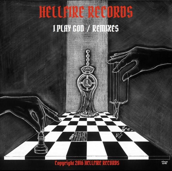 V/A: Hellfire Records Presents I Play God/Remixes