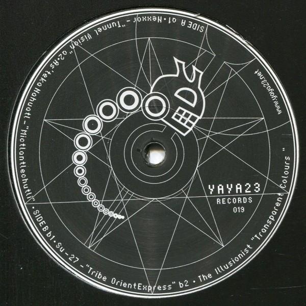 V/A: Psycho Mechanic Calibration EP