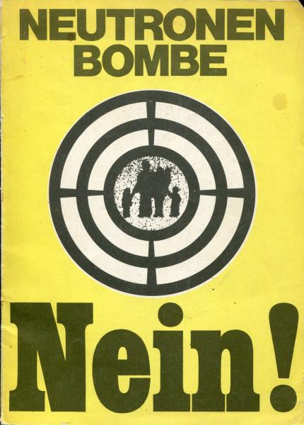 Neutronenbombe - Nein!
