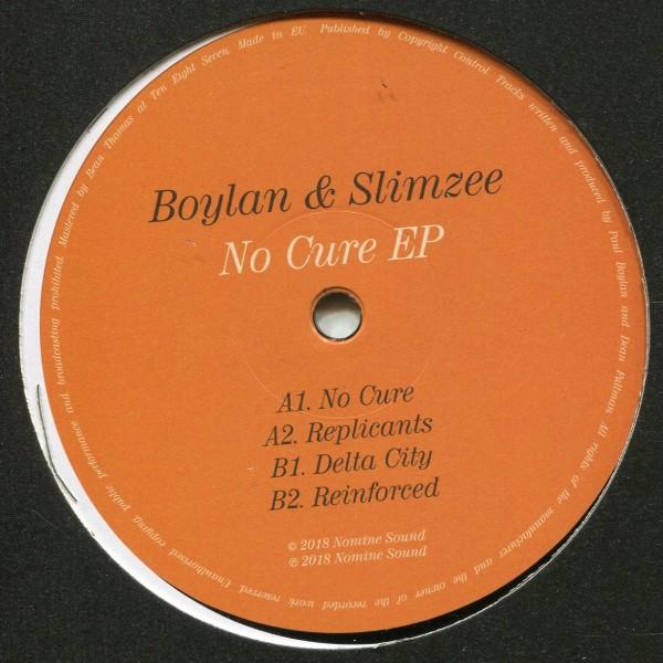 DJ Slimzee & Boylan: No Cure EP