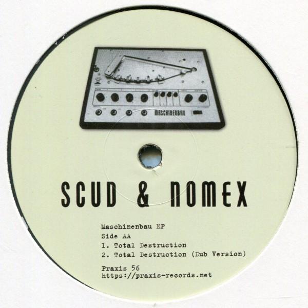 Scud & Nomex: Maschinenbau EP