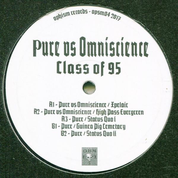 Pure vs. Omniscience: Class of 95
