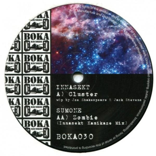Innasekt/Sumone: Cluster/Zombie (Innasekt Kamikaze Mix)