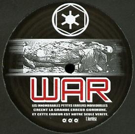 "Matt Fraktal: War 12"""
