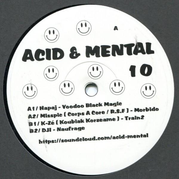 V/A: Acid & Mental 10