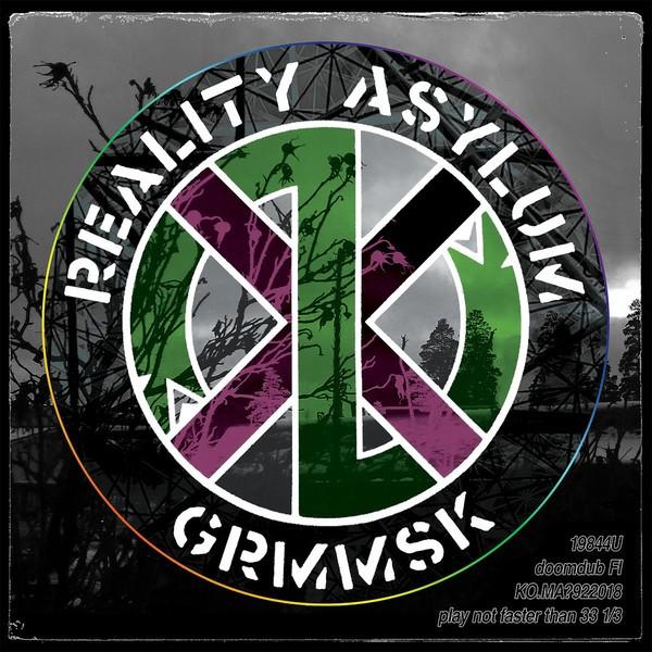 GRMMSK: Reality Asylum