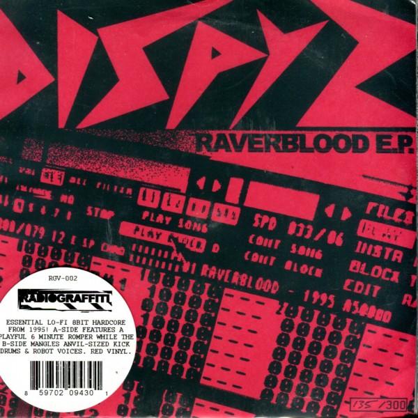 Dispyz: Raverblood E.P.
