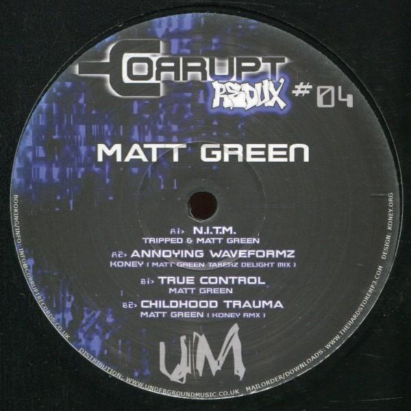 Matt Green: Corrupt Redux #04