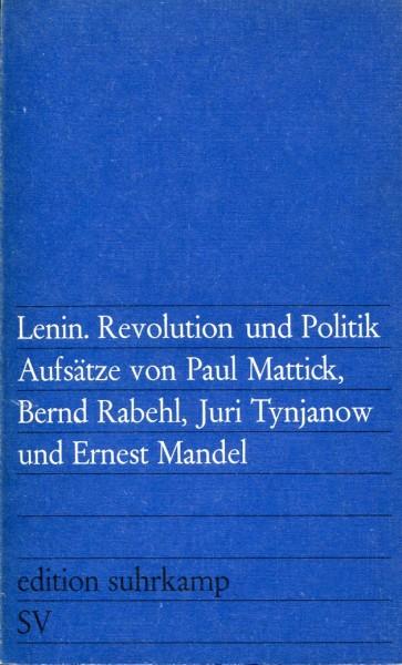 Lenin. Revolution und Politik