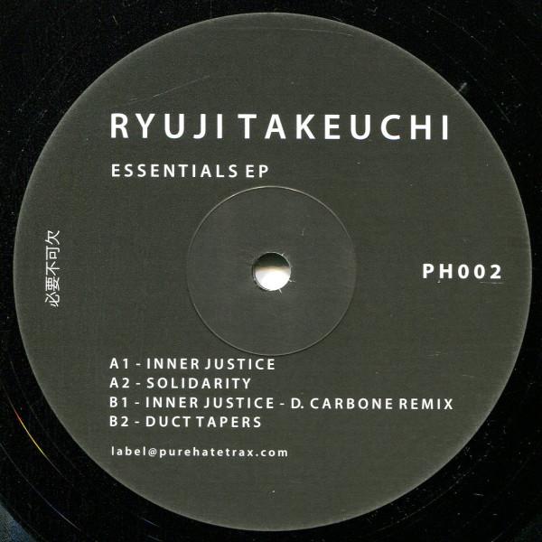 Ryuji Takeuchi: Essentials EP