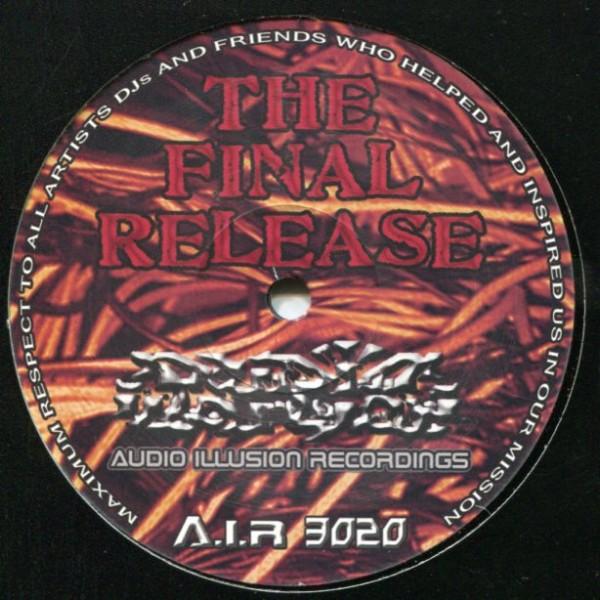 Bomb Dogs/Blackmassplastics/Krude: Audio Illusion 20