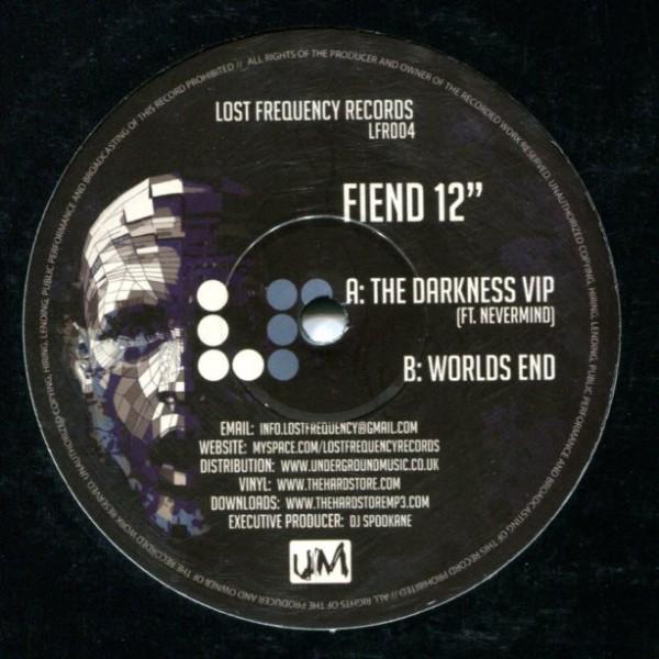 Fiend: The Darkness VIP